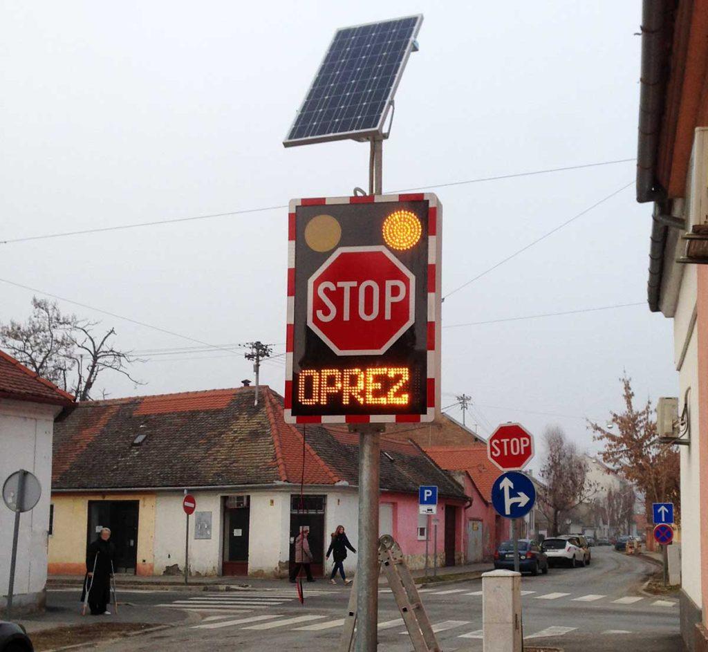 Sphere Elektromodul svjetlosni prometni znak
