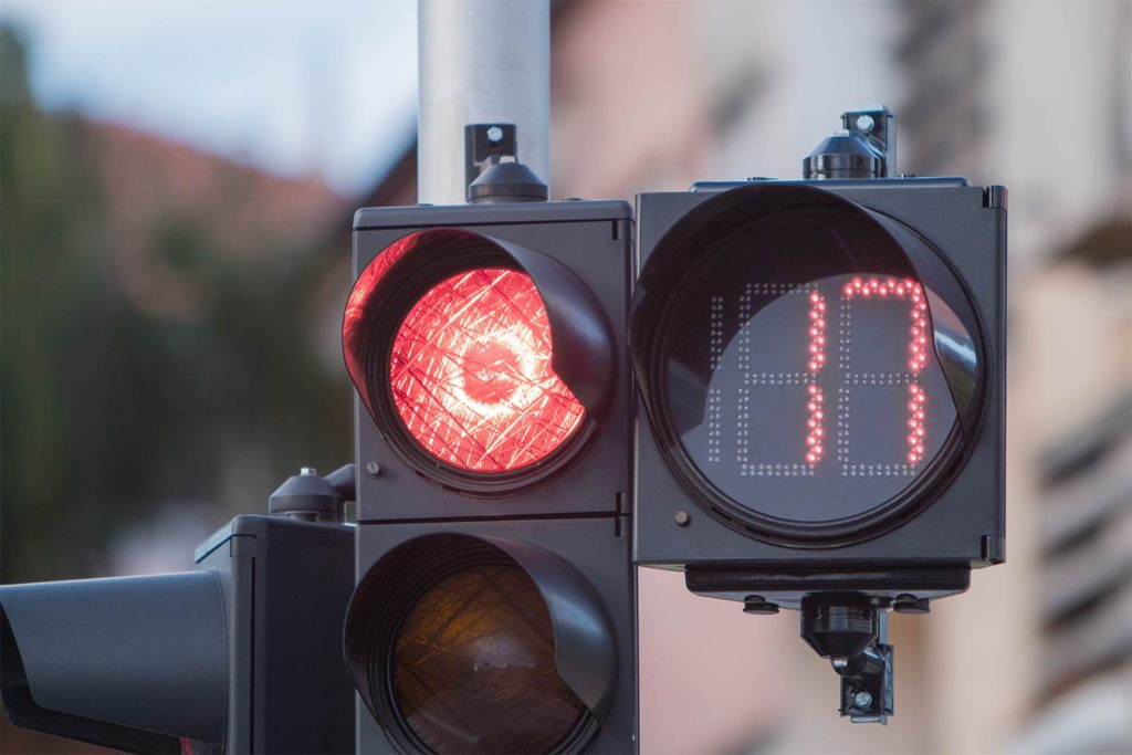 Countdown Traffic Lights