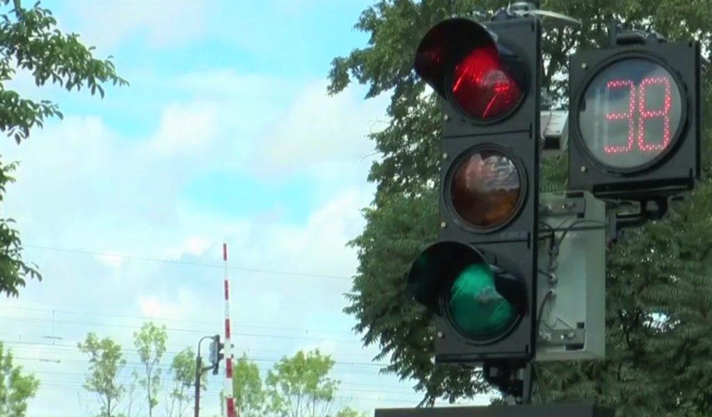 Sphere semaforski odbrojivaci postavljeni u Pragu